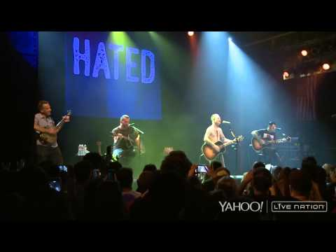 Corey Taylor - Take It Easy (Eagles Cover) - Live at House of Blues 2015