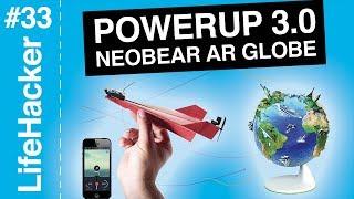 PowerUP 3.0 a Neobear AR Globe vás vrátí do dětských let ✈️????
