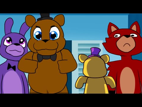 [Comic Animation] Cute Nights at Freddy's