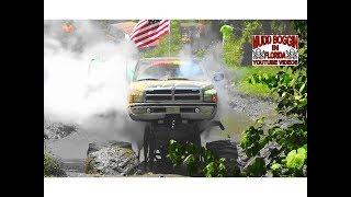 """Mega Dodge """"Monster High"""" Roast Engine in Slough Challenge Brick's"""
