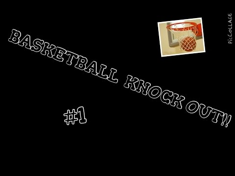WHAT A COMEBACK!!! | Basketball Knockout #1 #1