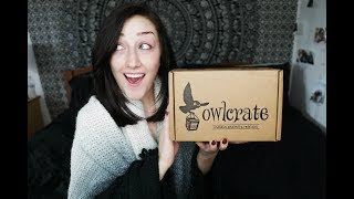 OWLCRATE MAY UNBOXING l Fight Like A Girl.