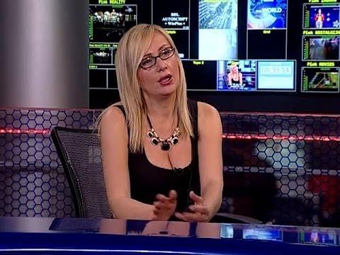 Leontina - Intervju - Otvoreni studio - (Pink World 12.06.2013...