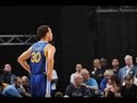Stephen Curry's Record Breaking 59 Post-Season Threes