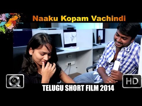 Naaku Kopam Vachindi | Comedy Telugu Short Film | By Iqlik Movies video