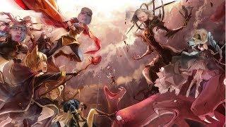 Anime warframe Battle Movie