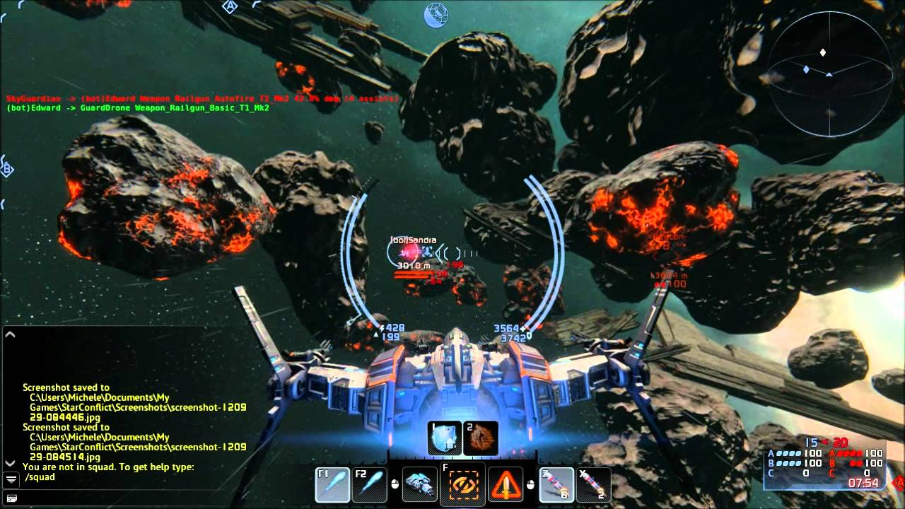 Star Conflict Best Ship Build