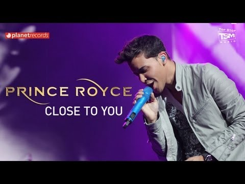 PRINCE ROYCE - Close To You (Official Web Clip)