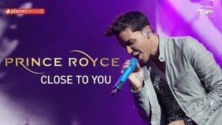 Watch Prince Royce Close To You video