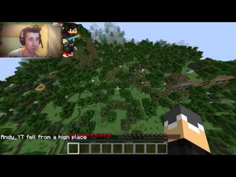 Adventure Map | Parkour map w/ Max | Incercarea moarte n-are! | #3