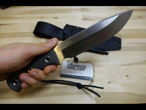Ножи для выживания видео