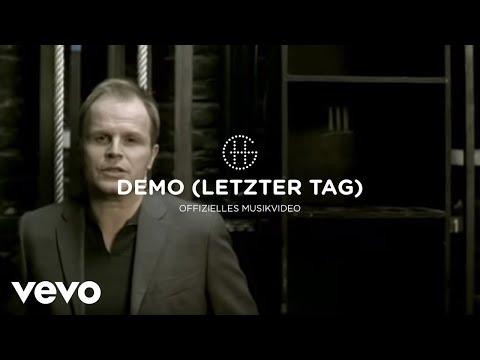 Herbert Groenemeyer - Demo Letzter Tag