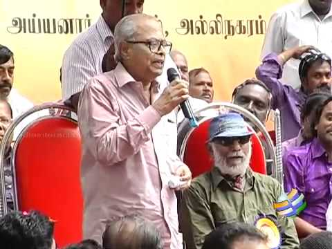 Balachander And Mani Ratnam At AKKV Movie Launch