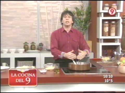 Oquis rellenos con salsa de finas legumbres 2 de 2 for Cocina 9 ariel rodriguez palacios pollo relleno
