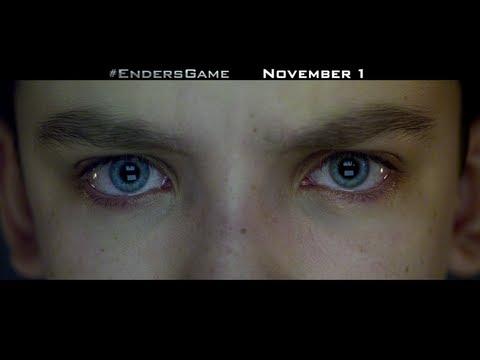 "ENDER'S GAME -- ""Ender's Army"" -- 2013 -- Official Film Clip"