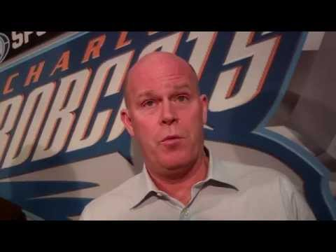 Coach Steve Clifford - Bobcats Pre-Game - 4.9.2014