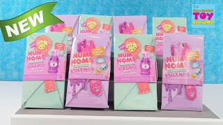 Num Noms Snackables Slime Kits New Series Unboxing Toy Review | PSToyReviews