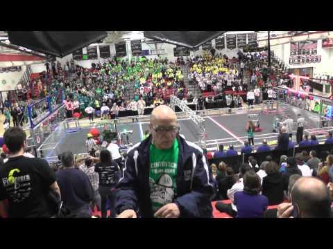 2014 Bridgewater-Raritan MAR FRC District Event – Semifinal 1, Match 3