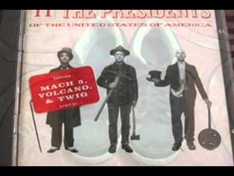 Presidents Of The Usa - Puffy Little Shoes