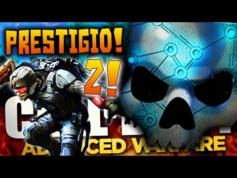 Advanced Warfare PRESTIGIO 2! Estadísticas, Camuflaje DIAMANTE BUG, Clases, Arsenal...!!
