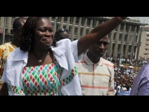 Les femmes patriotes de Paris levent le silence sur Simone Gbagbo