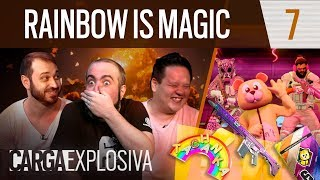 RAINBOW IS MAGIC E HOMENAGEM À JOGADAS DECISIVAS | Carga Explosiva #7 (2019) - Rainbow Six Siege