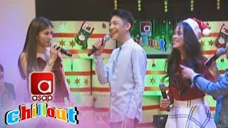 ASAP Chillout:  Alex caught Darren Espanto and AC Bonifacio together