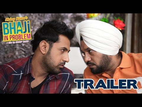 Bha Ji In Problem - Official Trailer | Gippy Grewal, Akshay Kumar, Gurpreet Ghuggi | 15th Nov video