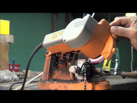 My Chainsaw Sharpener