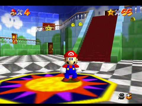 Creepypasta del juego maldito de Mario Bros
