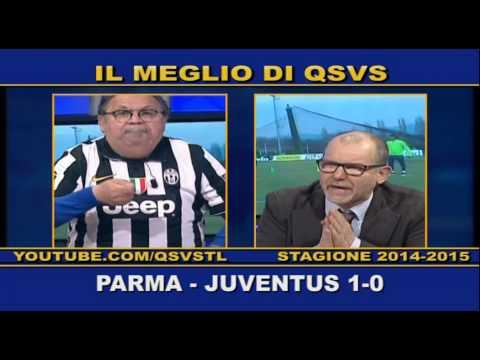 QSVS - I GOL DI PARMA-JUVENTUS 1-0  - TELELOMBARDIA / TOP CALCIO 24