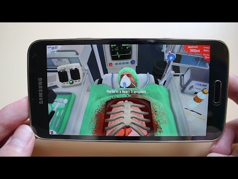 Surgeon Simulator for Android - Review & Gameplay