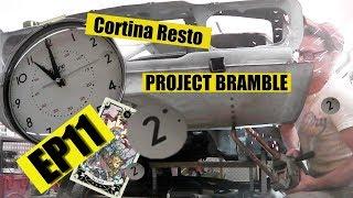 Classic Car Resto - Cortina MK3 - Project Bramble EP11 pt2