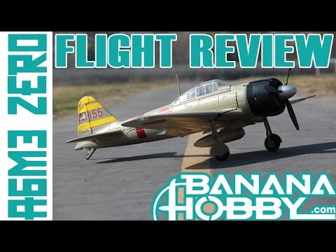 A6M3 Zero FMS   Flight Review   Warbird & Military