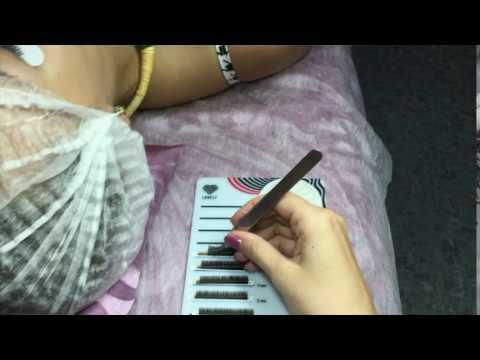 Планшет для наращивания ресниц своими руками 73