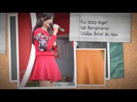 Anisa Rahma - Kita Tak Harus Bersama (Lirik)