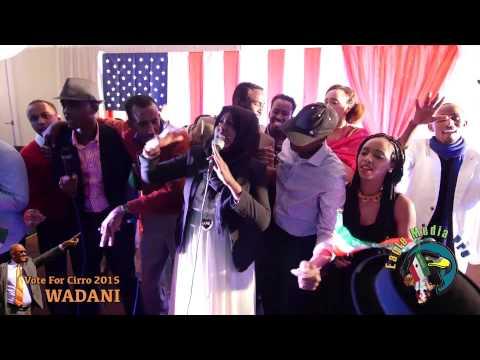 WADANI Somaliland night, Hodan Abdirahman 2014 by Ibrahim Eagle