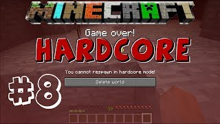Minecraft Hardcore | FTB: Ultimate | #8 Into the Mine