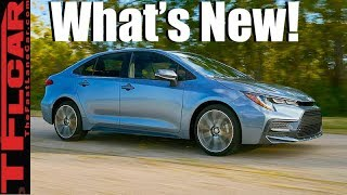 2020 Toyota Corolla: Here's Everything You Need to Know!