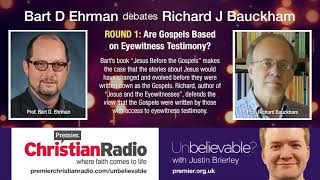 Video: Papias (163 AD) described Matthew's Gospel as Jesus' sayings written in Hebrew - Bart Ehrman vs Richard Bauckham