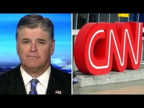 Hannity: CNN's credibility crisis starts with Jeff Zucker