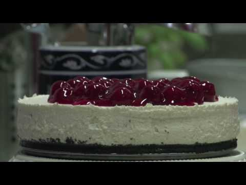 Mini Learning Kitchen | Cherry Oreo Cheesecake