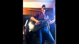 Got a little drunk last night cover- Eli young band