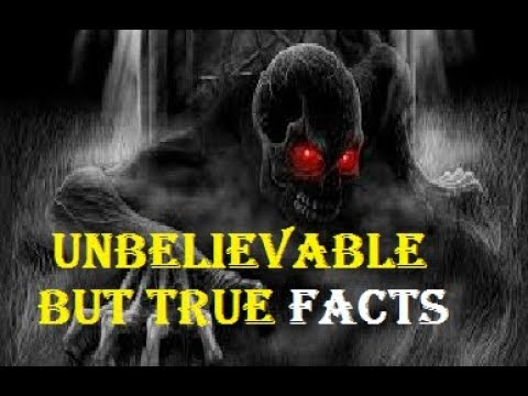 Unbelievable but true Facts in hindi about World