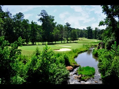 The Creek Golf Course at Hard Labor Creek State Park in Georgia