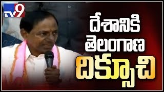 Not a stray incident reported in Telangana elections - KCR