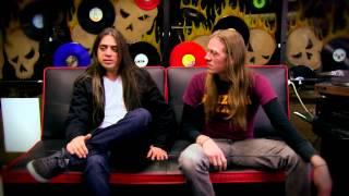 FATES WARNING (Ray Alder) Interview - JAIME' EN FUEGO, Heavy Metal Television VJ