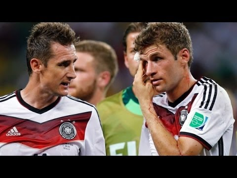Germany vs. Algeria 2-1 World Cup 2014 Full Match Goals & Highlights 30/06/14 [FIFA 14 SIMULATION]