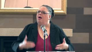 CTU President Karen Lewis at Martin Luther King Breakfast, January 15, 2013