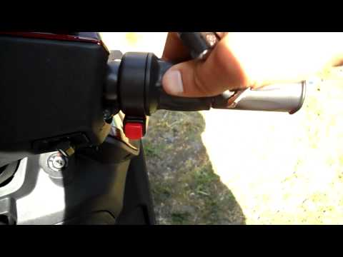 How to use your 800 watt ebike without having to  use your key.